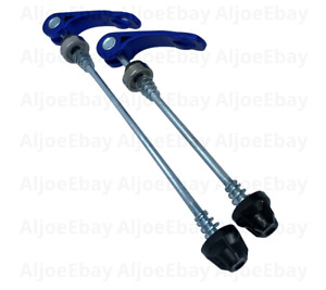 Steel QR Quick Release Cycle Skewer Bike Wheel Lever Suitable for Turbo Trainer