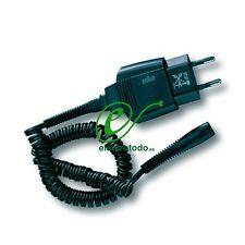 Braun 81483400 Cable alimentación afeitadora  12V