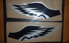 Philadelphia Eagles Blackout Football Helmet Decals