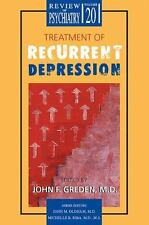 Treatment of Recurrent Depression, Review of Psychiatry, Vol. 20