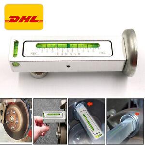 KFZ Auto Radsturz Waage Magnetisch Einstellen Messen Messgerät Spezial Werkzeug