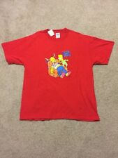 VTG 2003 The Simpsons Christmas T-Shirt (Size Large)