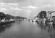 AK, Rostock Warnemünde, Am Alten Strom, 1982