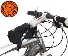 Vaude Carbo Cadre Tige Tube supérieur Barre énergétique Gel Sac MTB Vélo Cycle Tri