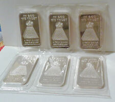 EYE OVER PYRAMID 1 Troy oz 999 SILVER ART BAR JESUS GOD MINTAGE 100 RARE