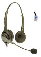 HS84-P1.BL Wired Adjustble Headset  Nortel, Samsung