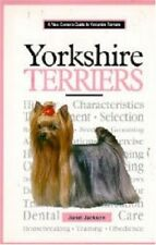 New Owner's Guide to Yorkshire Terriers (JG Dog), Jackson, Janet, Good Book