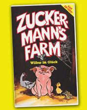 ZUCKERMANN`S FARM Wilbur im Glück VHS uncut ALTE SYNCHRO Charlotte's Web RAR
