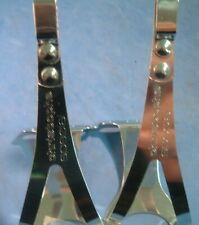Christophe Special Large Road / MTB Toe Clips NEW / NOS Vintage- Eroica-