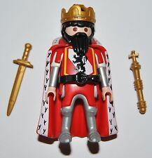 Series 4-H11 Rey medieval playmobil serie 5284 caballero león 4583