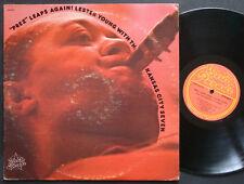 LESTER YOUNG With The Kansas City Seven Prez Leaps Again LP SOUL PARADE HHP-5015