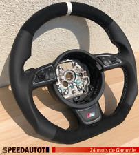 Échange Aplati S-LINE Alcantara Volant Audi A1 A6 A7 Multi Mit- DSG W