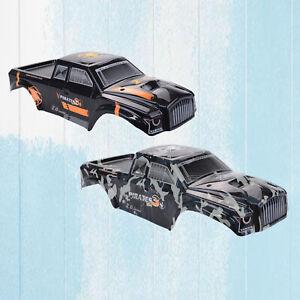 PVC 1/8 RC Karosserie für ZD Racing 08427 9116 RC Truck Modellteile