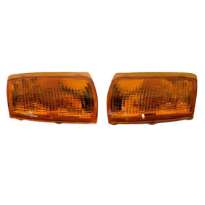 HOLDEN COMMODORE VB VC 1978-81 FRONT CORNER LAMP LEFT AND RIGHT HAND PAIR
