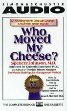 Who Moved My Cheese? *FREE SHIPPING*