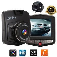 HD 1080P Car DVR Camera Dash Cam Video Recorder Night Vision G Sensor Black UK