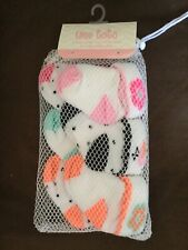 Baby Girl Sock Lot Size 0-12 Months