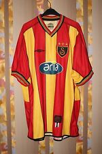 RARE GALATASARAY AS TURKEY 2002/2003 HOME JERSEY SHIRT UMBRO MAGLIA TRIKOT TIŞÖR