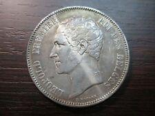 BELGICA LEOPOLDO I 5 FRANCS 1850 BONITA
