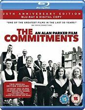 The Commitments - 25th Anniversary Blu-ray DVD Region 2