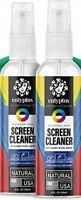 2 pack Calyptus Screen Cleaner Spray 4oz each Plant Based Power USA Made Stre...