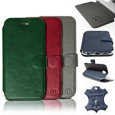 Mobiwear Echt Leder Leather Handy Case Hülle Cover Sony Xperia XZ2 Premium