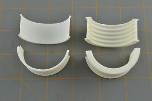 IKEA Stolmen Pole Bracket Replacement Part Piece Plastic Curve Pad Washer C