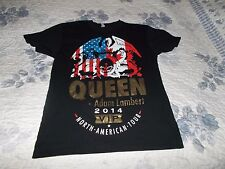 "Queen "" North American Tour 2014 "" Tee [ Small ]"