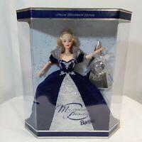 Millennium Princess 2000 Barbie Doll Special Edition with Millenium Keepsake New