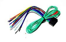 WIRE HARNESS FOR JVC KD-AVX11 KDAVX11 *PAY TODAY SHIPS TODAY*
