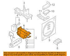 AUDI OEM 10-11 A6 Quattro Ride Control Shock-Rear Air Compressor 4F0616005F