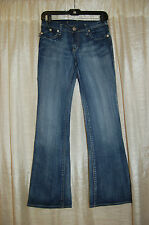 Rock & Republic Flare Leg Jeans Pants Size 26 Made in USA