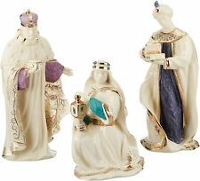 Lenox*First Blessing Nativity~3 Kings* Brand New in Lenox Gift Box