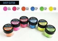 Mia Secret Nail Art Acrylic Professional Powder 6 Colors Set - Dust Glitter