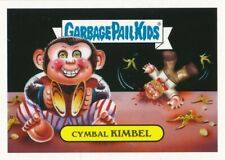 10B CYMBAL KIMBEL 2019 GPK Revenge Horror-ible 1980's BLACK LIGHT MONKEY SHINES