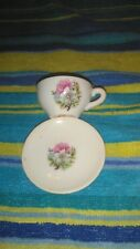 Vintage Child's Tea Cup & Saucer Set