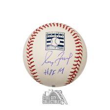 Greg Maddux HOF 14 Autographed Hall Of Fame Official MLB Baseball - BAS COA