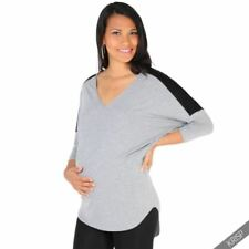 3/4 Sleeve Plus Size Other Maternity Tops
