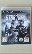 STAR TREK BY BANDAI NAMCO BRILLIANT CLASSIC PLAYSTATION 3 GAME COMPLETE PAL VGC