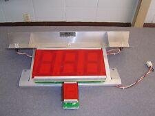 Skee Ball Model # H / S Used Mini Bulb Scoring Display Board Tested  Guarantee