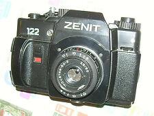 ZENIT 122 perfetta con INDUSTAR 3,5/50