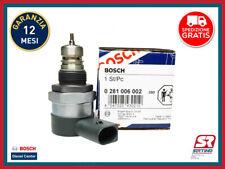 Valvola regolatore di pressione Bosch common rail per Audi Voskwagen 0281006002
