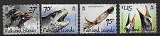 FALKLAND ISLANDS SG1203/6 2011 PENGUINS PREDATORS & PREY MNH
