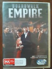 Boardwalk Empire : Season 2 [ 5 DVD Set ] Region 4, BRAND NEW & SEALED