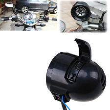 Waterproof Motorcycle Audio Radio Stereo Speakers MP3 USB SD FM Universal+Remote