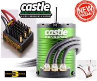 Castle Creations SV3 Waterproof 12v ESC w/ 1406-5700kV Sensored Brushless Motor
