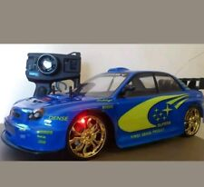 Subaru Impreza Style Radio Remote Control Car 1:10 SCALE RC/Function beau Poison
