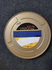 Kodak Vision 2 5205 250D 35mm color negative film-21m, 70ft