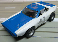 Faller Aurora Dodge Charger Stock Car with AFX Chassis + 2 New Tyre