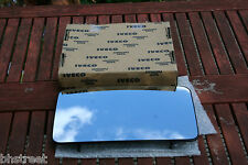 IVECO REAR MIRROR PART NUMBER 500371327, HEATED, GENUINE PART BRAND NEW.